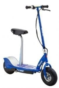 Razor E300S Seated Electric Scooter 202x300