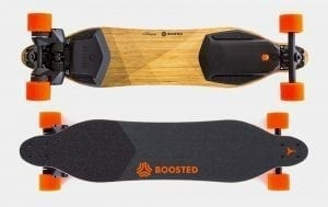 Boosted Dual