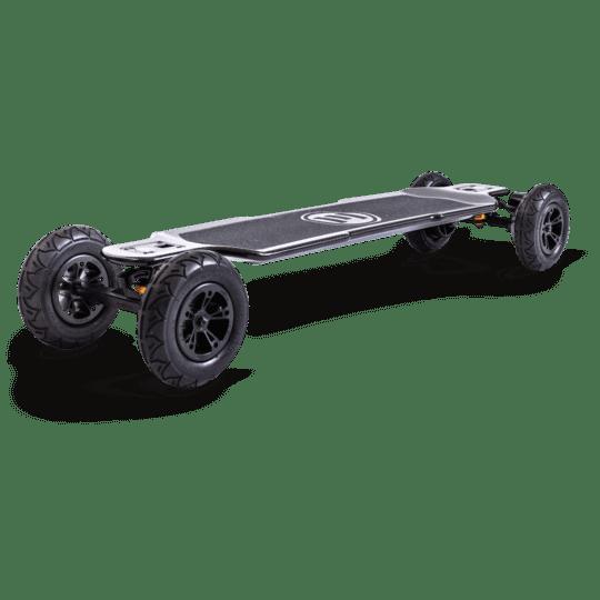 evolve carbon gt electric skateboard