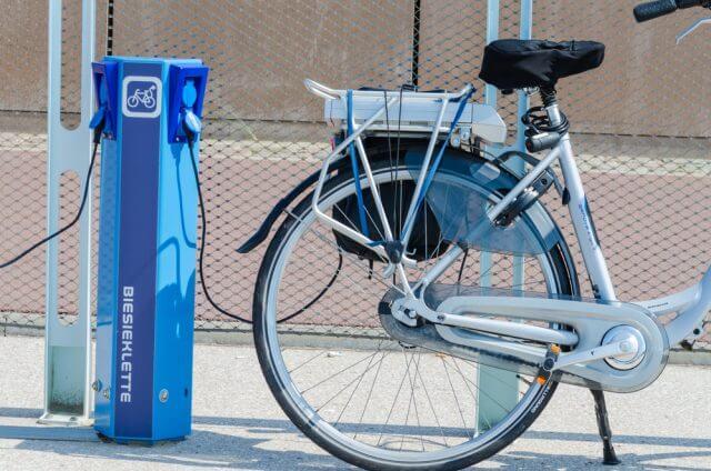 Electric Bike Charging