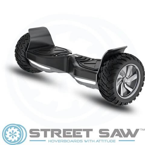 Streetsaw Rocksaw front view